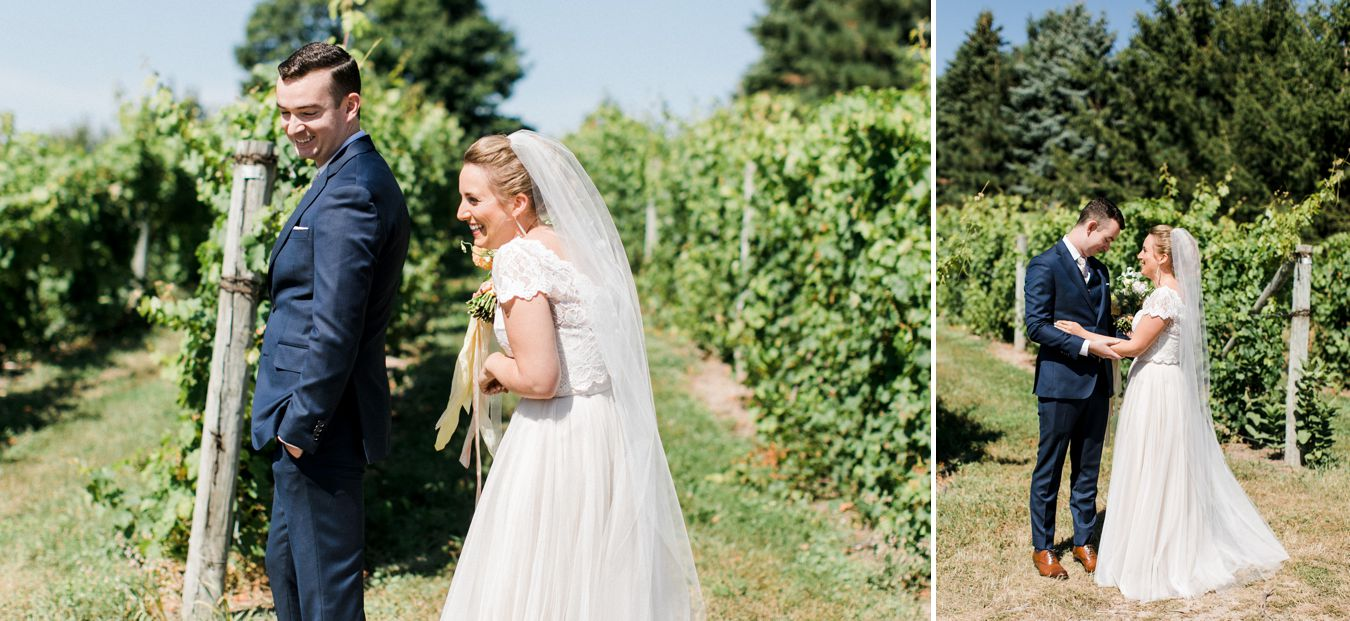 Ciccone Vineyards Wedding Photographer | Cory Weber Photography