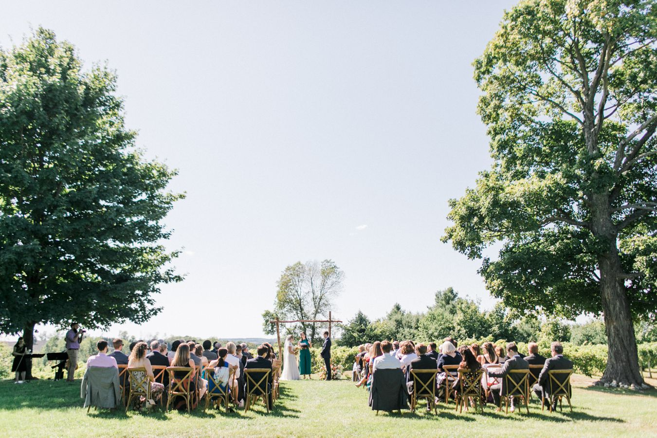 Leelanau Vineyards Wedding Photographer | Cory Weber Photography