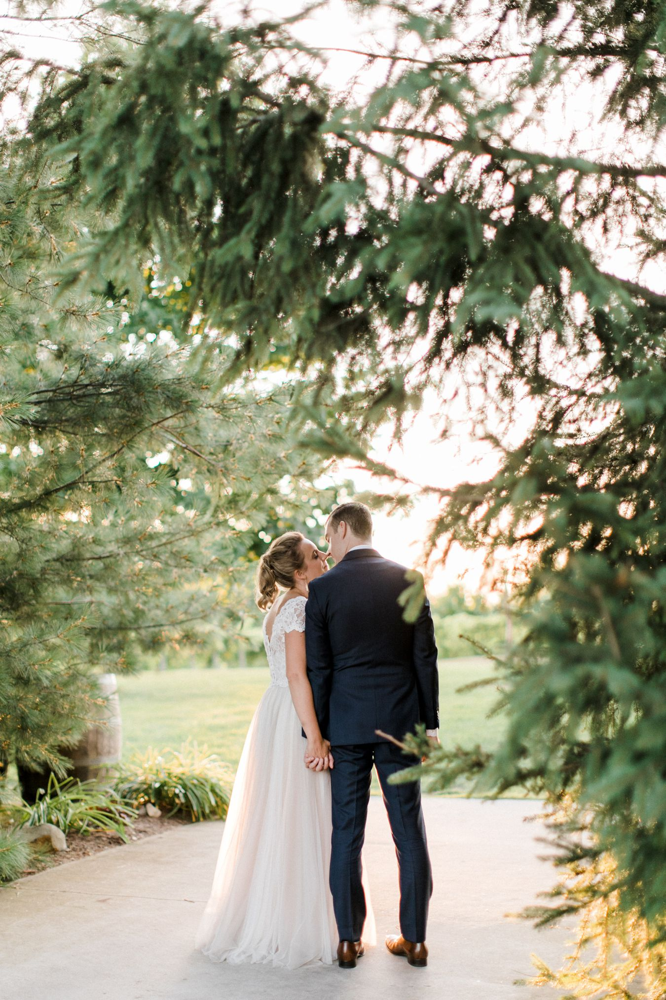 Vineyard Wedding Photography | Cory Weber Photography