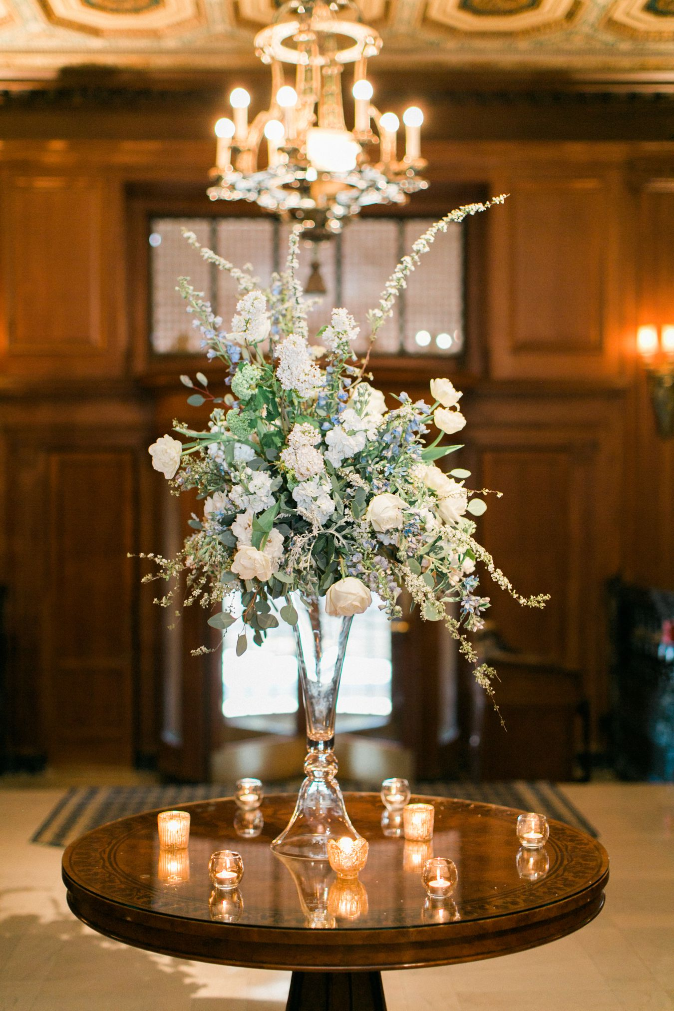 Detroit Athletic Club Wedding | Passionflower Events | Anchor Events | Cory Weber Photography