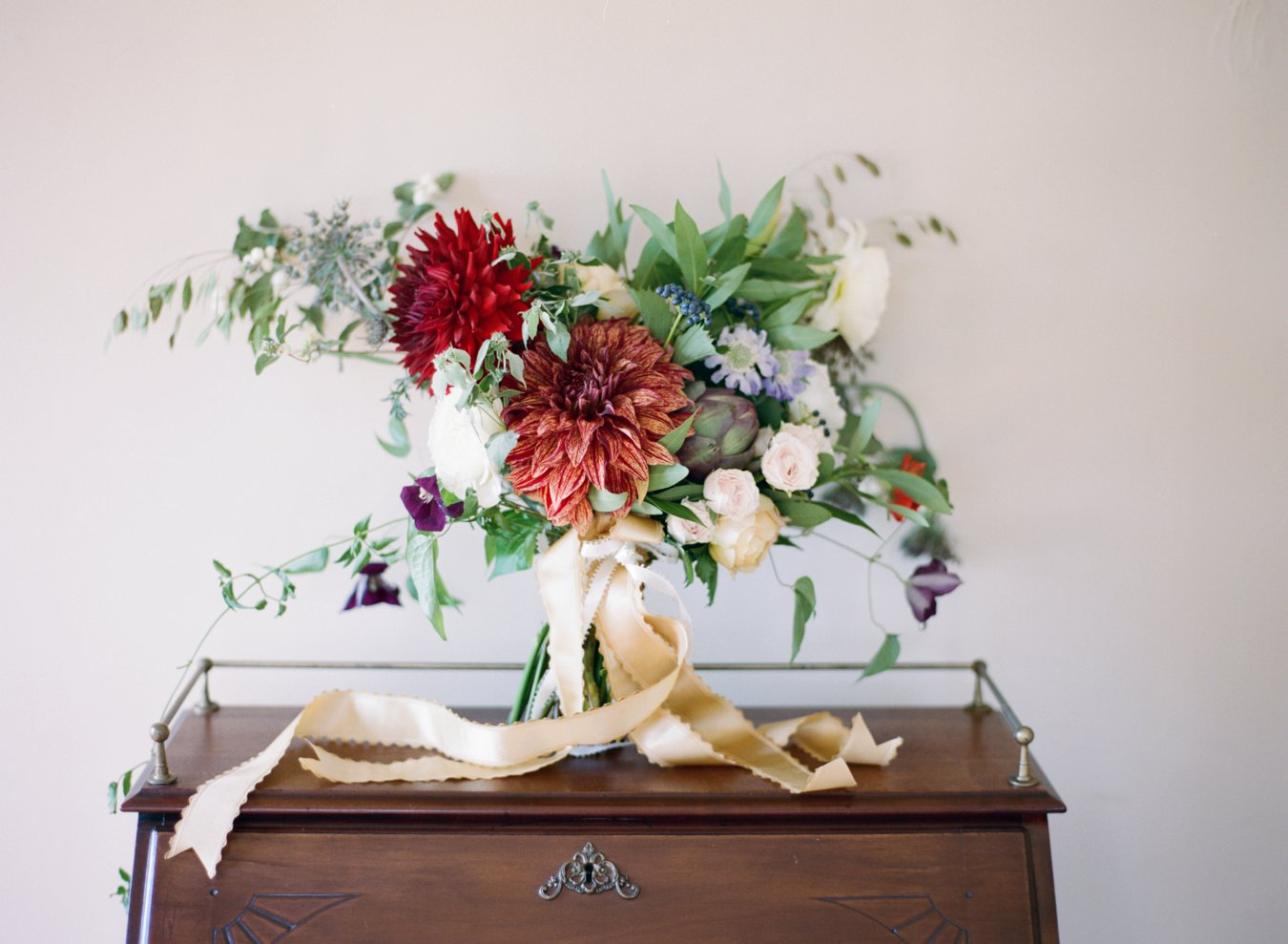 The Day's Design Floral | Felt Mansion Wedding | Cory Weber Photography