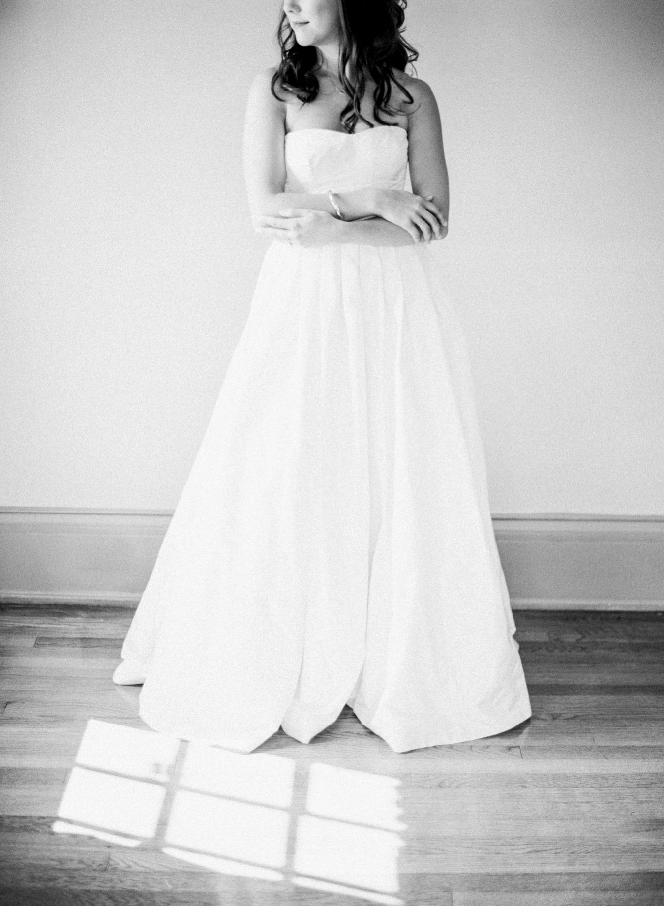 J.Crew bridal gown | Holland Michigan Wedding Photographer | Cory Weber Photography