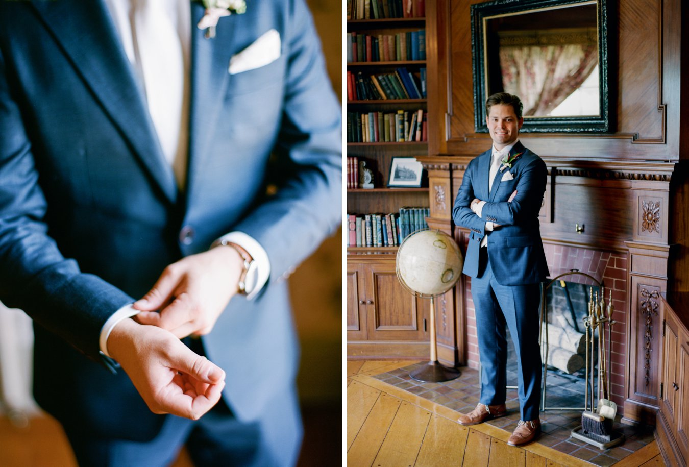 The Felt Mansion Holland Michigan Wedding | Cory Weber Photography