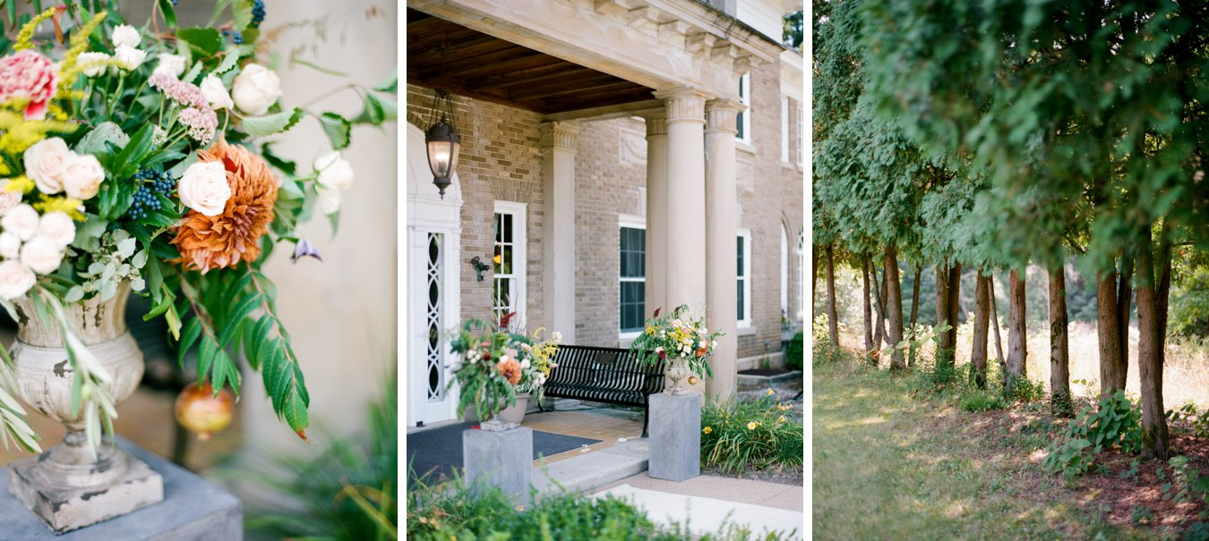 The Felt Mansion | The Day's Design Floral | Cory Weber Photography