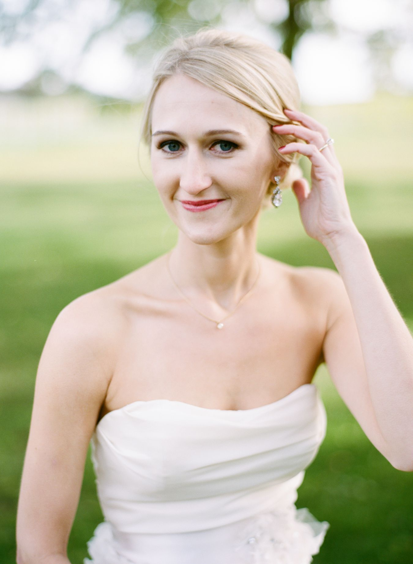 Kristyn Taylor Makeup Artist | Leland Vineyard Wedding Photography | Aurora Cellars | Sincerely, Ginger Event Design & Production | Cory Weber Photography